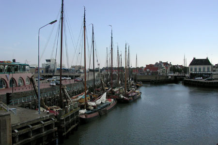 Le port de Harlingen